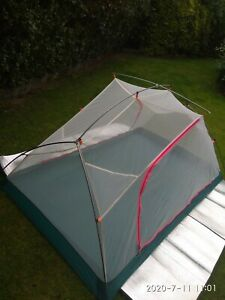 Lightweight tent ,  , Msr Hubba Hubba NX Chinese Clone, footprint included
