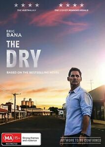 The Dry Eric Bana BRAND NEW Region 4 DVD