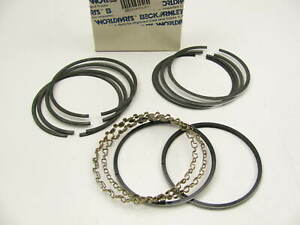 Beck Arnley 013-3800 Engine Piston Rings - Standard 1979-1981 Ford Mazda 2.0L-L4