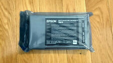 GENUINE EPSON T5678/T6128 MATTE BLACK INK STYLUS PRO 7800/9800 7400/9400 SEALED