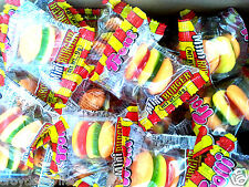 30 x Trolli  Mini Burger Gummy Candy - Party Favours Lollies