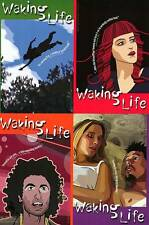 Waking Life Single Sided Original Movie Poster 27x40 inches