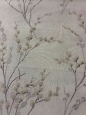 Laura ashley fabric, Pussy willow Off White/dove Grey, 3.15 metres, Brand new