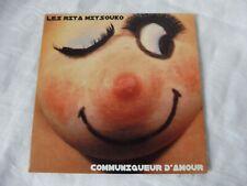 "LES RITA MITSOUKO CD PROMO ""COMMUNIQUEUR D'AMOUR ""  2007"
