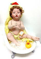 "Ashton-Drake Porcelain doll ""Clean as a Whistle""  Titus Tomescue"