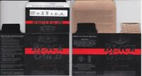 1325) GAMEBORE BLACK GOLD GAME FIBRE 12g 70mm 30gm No 5 MT SHOTSHELL BOX