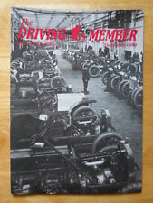 DAIMLER & LANCHESTER The Driving Member Owners Club Magazine Vol 26 No 7 1989