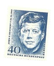 Briefmarke Berlin Postfrisch J.F. Kennedy Nr. 241 1964