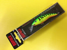Rapala Shallow Tail dancer STD-7 FT, Firetiger Special Color Lure, NIB.