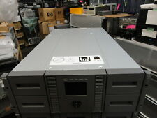 HP AG324A AG324B MSL4048 W/ FC LTO3 Two drives Library 413509-002 413509-001