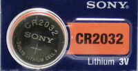 Sony CR2032 Lithium 3V Battery