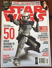 Star Wars Insider (2011) #125 - Official Magazine - Clone Wars Cover - Rare