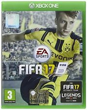 Fifa 17 EA Sports Microsoft Xbox One manuale online Ottimo Usato PAL