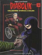 DIABOLIK COLLEZIONE STORICA A COLORI 14 SENZA CARTOLINA