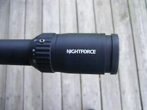 Nightforce C534 - SHV™ 5-20×56-MOAR Reticle