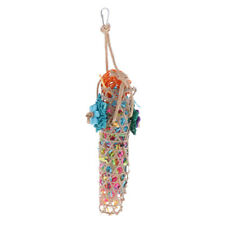 Bird Chewing Toys Foraging  Toy for Cockatiel Conure African Grey Amazon