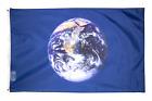 PringCor 3x5FT Earth Day Flag Banner Environmental Planet GLOBE WORLD Classroom