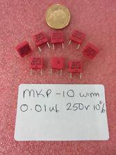 MKP10 0.01uF 10nF 250v Wima condensador de polipropileno 5 por venta.
