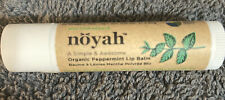 Noyah Organic Peppermint Lip Balm - Simple & Awesome .15oz