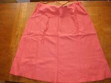 Marks and Spencer Plus Size Linen Skirt for Women