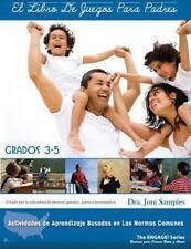 El Libro de Juegos Para Padres Grados 3-5 (Paperback or Softback)