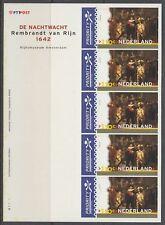 Niederlande 2000 ** Mi.1801 Freimarke definitive Gemälde [st2533]