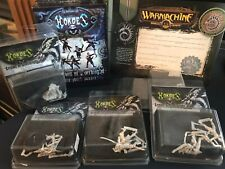 LOT of Hordes: Legion of Everblight - Blighted Archers/Swordsmen & Vayl New&Used