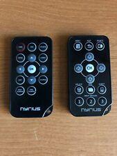 Nyrius Nav-S500 Remotes 2.