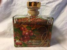 Yankee Cranberry Chutney Signature Reed Room Diffuser 3 oz Rare