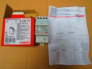 Legrand I 003971 Busbar compatible self-protected voltage surge protector