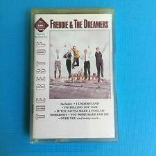 Freddie & The Dreamers The Best of EMI Years (Cassette Tape Album)