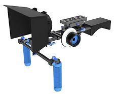 eimo Pro DSLR Rig Movie Kit Shoulder Mount Rig + Follow Focus + Matte Box