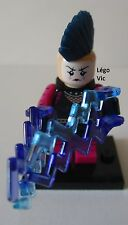 Légo 71017 Minifig Figurine Série Batman Movie Mime + Socle