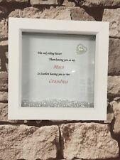Mothers Day birthday christmas Nana Nannan Grandma Gift Present personalised