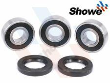 Suzuki GSXR 600 750 K1 K2 K3 K4 K5 K6 K7 Showe Rear Wheel Bearing & Seal Kit