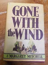 GONE WITH THE WIND BY MARGARET MITCHELL ISBN 0-02-585390-2