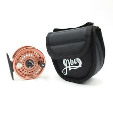 Abel TR1 Fly Fishing Reel. Made in USA. W/ Case.