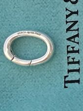 Tiffany & Co Clasping Link, Sterling Silver
