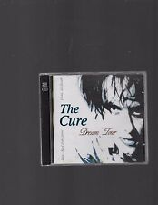 Dream Tour The Cure (2) CD Robert Smith Live Import Paris Le Zenith 2000