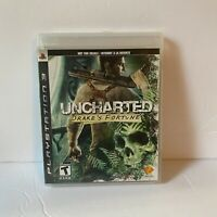 Uncharted: Drake's Fortune (2007) Video Game - Sony PlayStation 3