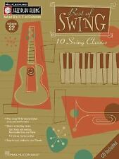 Best of Swing: Jazz Play Along Volume 32 (Jazz Play Along Series)-ExLibrary