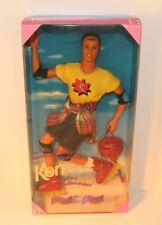 Mattel Barbie KEN In-Line Skating Inliner Inline Skates Sport 15474 1995 OVP