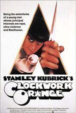 A CLOCKWORK ORANGE New Movie Poster 27 X 40 Kubrick