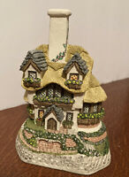 "David Winter Cottages-""PRIMROSE COTTAGE-MIB W/COA & SIGNED (see Description)"