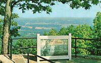 Postcard Kennesaw Mountain Marietta Georgia