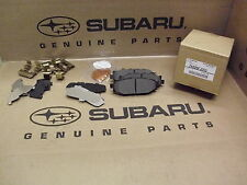 Genuine OEM Subaru Forester Rear Brake Pad Set 2014-2018 (26696FJ000)
