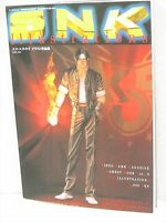 SNK ILLUSTRATIONS Book Neo Geo Game Art Works Illustration KOF SI*