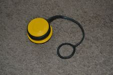 Ford CVH engine oil filler cap and rubber retaining strap fiesta escort sierra