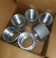 "4"" alum conduit coupling.....box of 12"