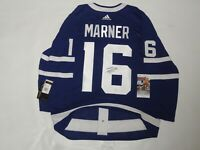MITCH MARNER SIGNED TORONTO MAPLE LEAFS ADIDAS CLIMALITE JERSEY LICENSED JSA COA